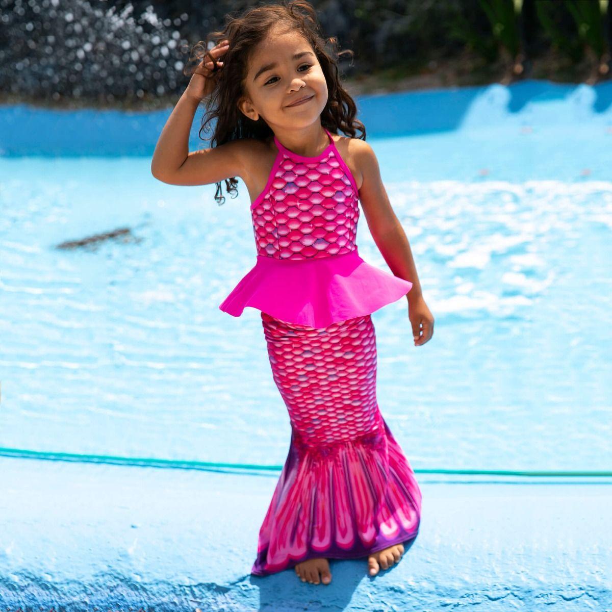 fc109b2a01e New Malibu Pink Toddler Tail