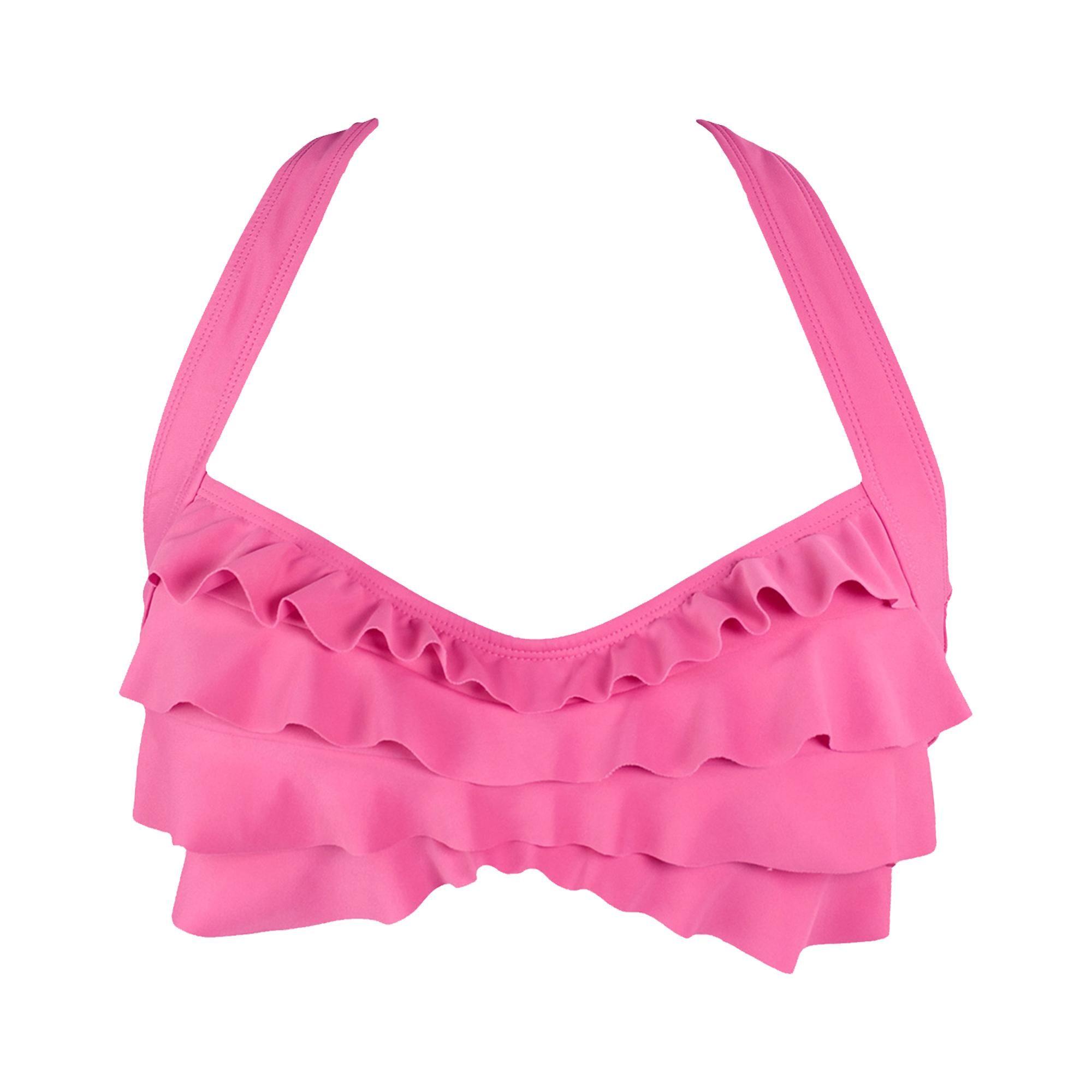21977cfe132db Pink Sea Wave Bikini Top. Tap to expand