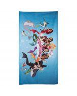 Mermaidens Beach Towel
