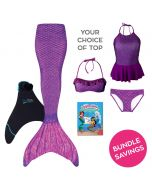 Mermaidens Bundle: Asian Magenta