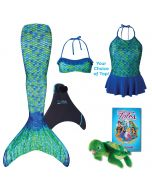 Mermaidens Bundle: Aussie Green
