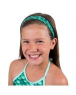 Celtic Green Headband