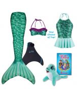 Mermaidens Bundle: Celtic Green
