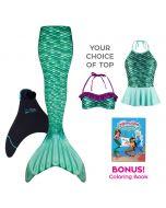 Mermaidens Bundle: Celtic Green