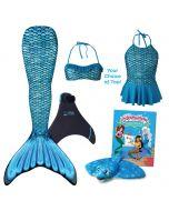 Mermaidens Bundle: Tidal Teal