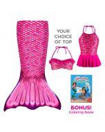 Toddler Mermaidens Bundle: Malibu Pink
