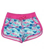 Girls' Swim Shorts in Pink