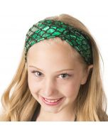 Ariel Green Headwrap