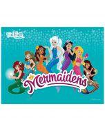 The 7 Royal Mermaidens Poster