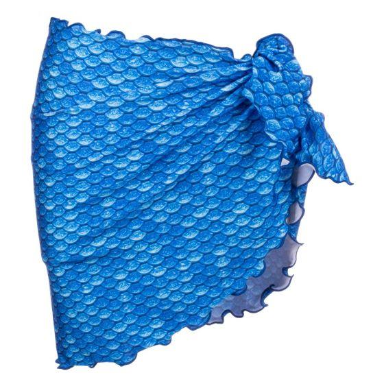 Arctic Blue Sarong