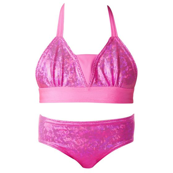 Bikini Set in Passion Pink