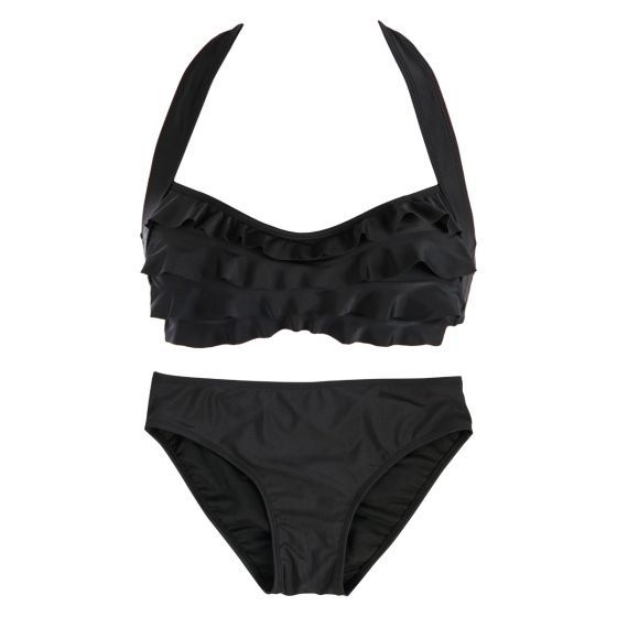 Black Sea Wave Bikini Set