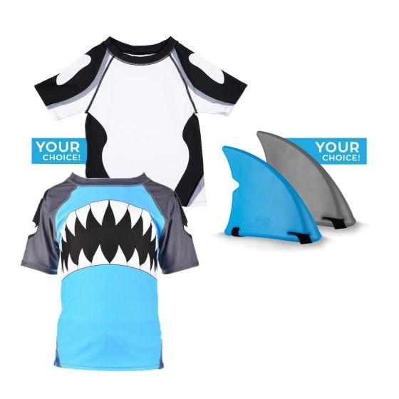 Sea Creature Costume Set