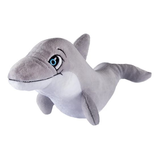 Bubbles the Dolphin Plush Toy