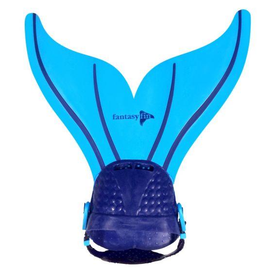 Fantasy Fin Monofin for Kids in Blue