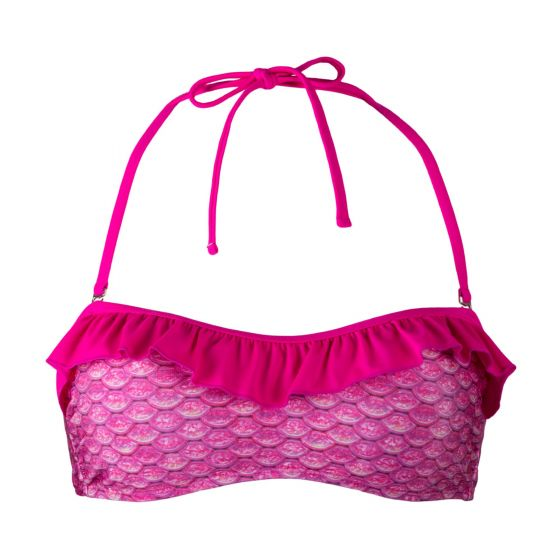 Original Malibu Pink Bandeau Bikini Top