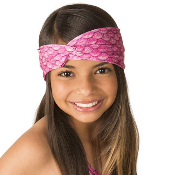 Malibu Pink Headwrap