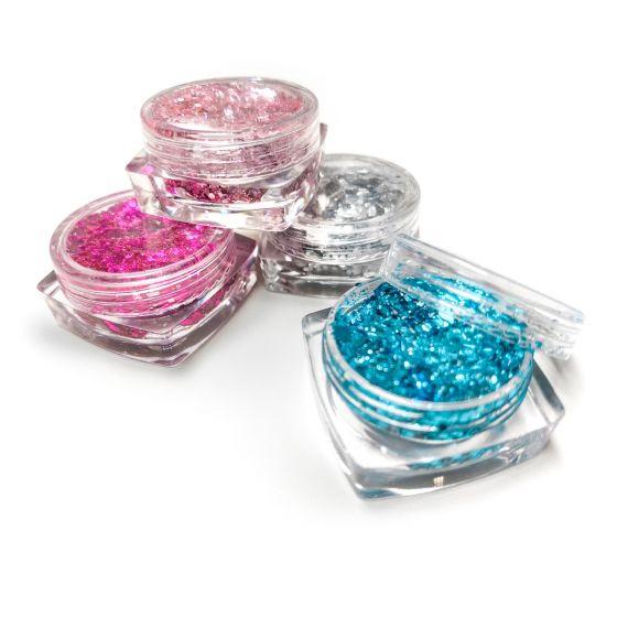 Mermaid Glitter Gel Pack