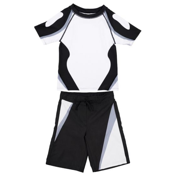 orca swim suit top and bottom