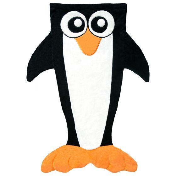 Wild Things Polar Penguin Blanket