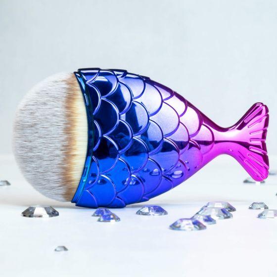 Mermaid Tail Makeup Brush – Maui