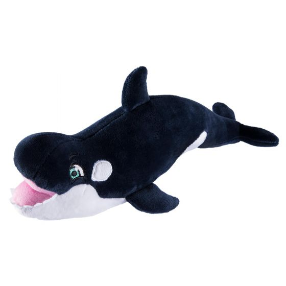 Snowflake the Orca Whale Plush Toy