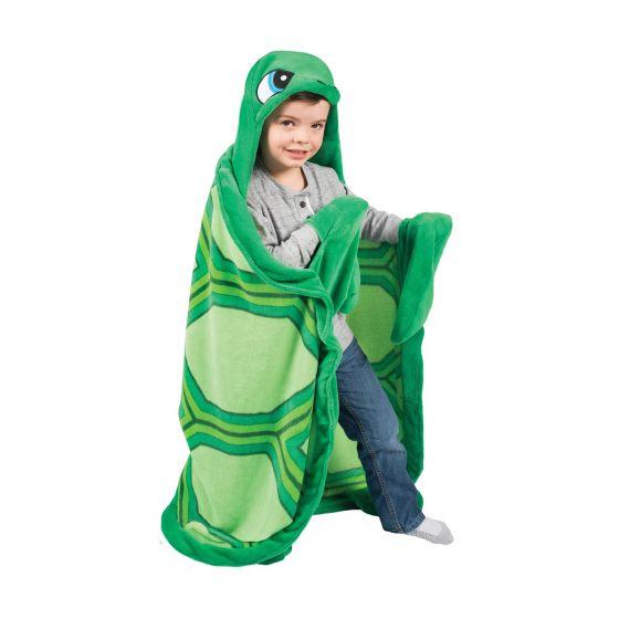 boys turtle blanket