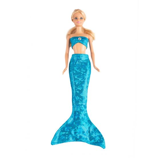 Mediterranean Sea Small Doll Tail & Top
