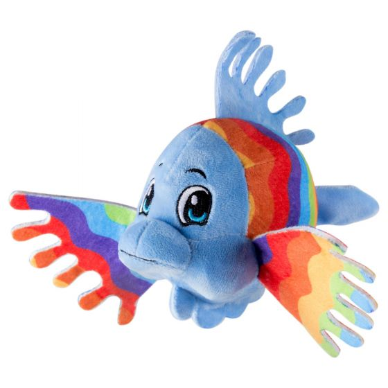 Picasso the Rainbow Fish Plush Toy