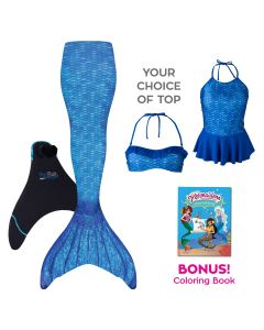 Mermaidens Bundle: Arctic Blue