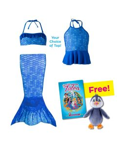 Toddler Mermaidens Bundle: Arctic Blue