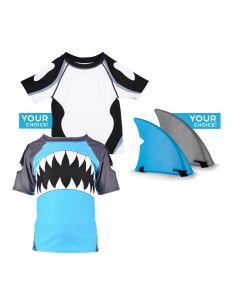 Sea Creature Costume Set