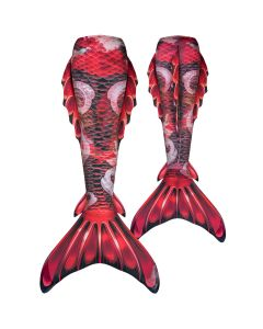 Katana Koi Mermaid Merman Tail