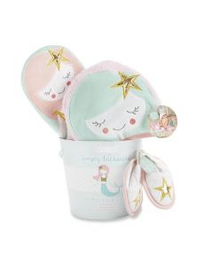 Simply Enchanted Mermaid Bath Time Gift Set