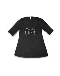 Mermaid Life Adult Tee