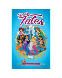 Mermaiden Tales book