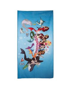 Mermaidens Beach Towel