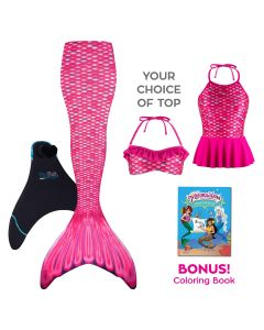 Mermaidens Bundle: Malibu Pink
