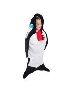 boys orca blanket