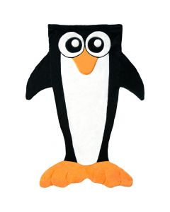 Wild Things Polar Penguin Blanket