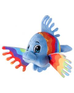 Picasso the Rainbow Fish Plush Toy