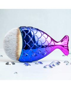 Mermaid Tail Makeup Brush – Maui