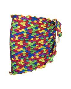rainbow reef sarong