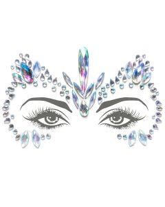 Mermaid Face Gems – Iridescent