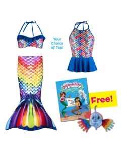 Toddler Mermaidens Bundle: Rainbow Reef