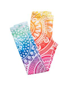 Aztec Sun Leggings