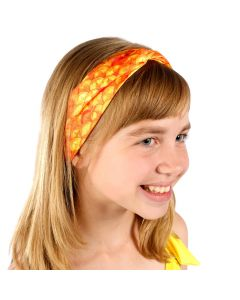 Tropical Sunrise Headwrap