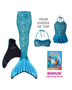 Mermaidens Bundle: Tidal Teal