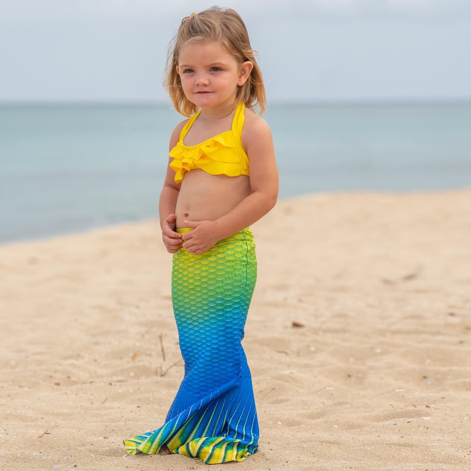 Bali Breeze Toddler Mermaid Tail (Limited Edition)