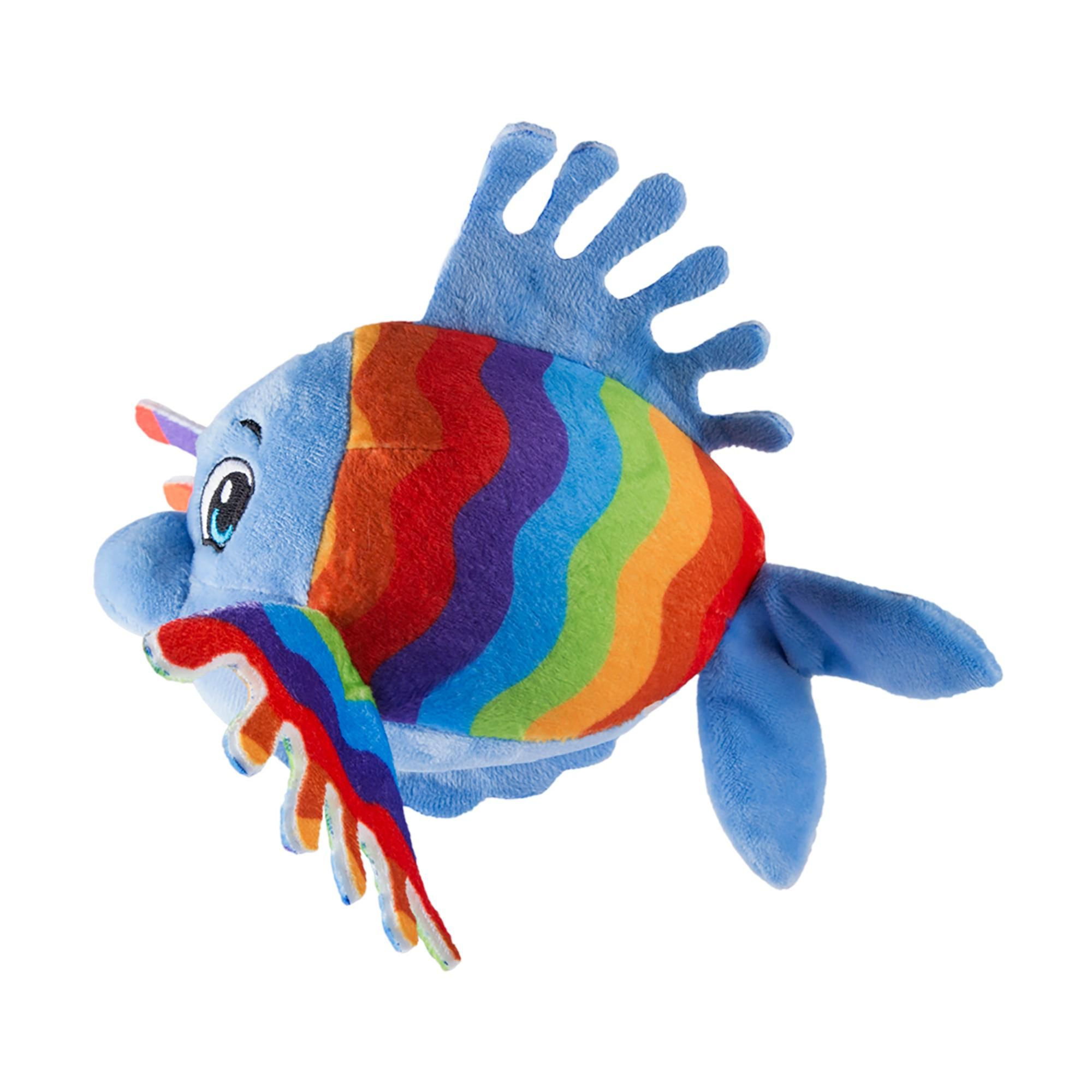 Rainbow Fish Template Fins Topsimages